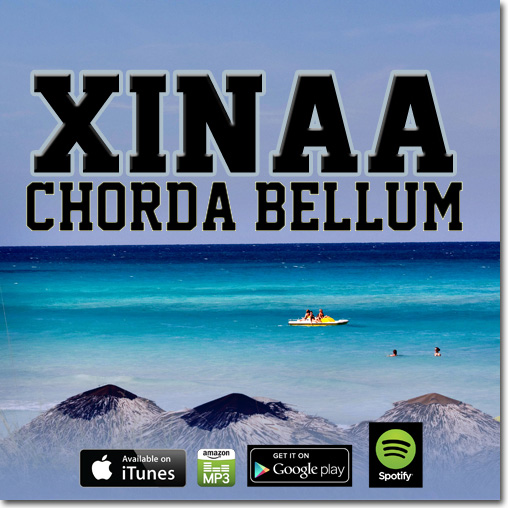 Xinaa - Chorda Bellum (Original Mix) Album Cover